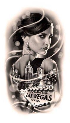 Tattoo Design Drawings, Tattoo Sketches, Tattoo Designs, Line Tattoos, Body Art Tattoos, Straight Line Tattoo, Chicano Tattoos Sleeve, Tattoo Arm Mann, Vegas Tattoo