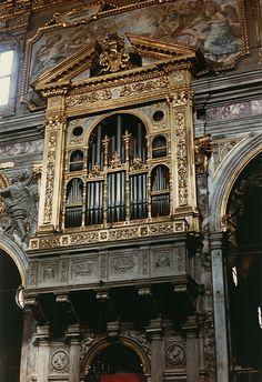 Firenze, Santissima Annunziata, organ #TuscanyAgriturismoGiratola