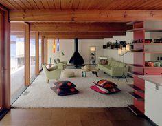 Spruce House, James Biber and Pentagram architects