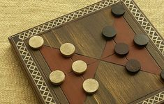 """""""Ancient"""" board games. WOW I've never heard of this one! I MUST play it!"""