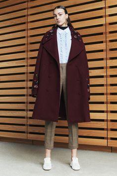 Markus Lupfer Fall 2017 Ready-to-Wear Fashion Show