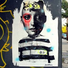 DAIN: The Artist behind NYCs Beguiling Portraits