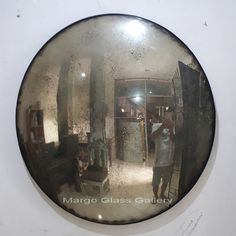 What is Convex Mirror or Concave Mirror? >> Venetian Mirror Manufacture Wholesale Convex mirrors when hanging on the main wall of the house play a role as security in running the household. The room is often placed at the front of each house Antique Mirror Glass, Venetian Mirrors, Industrial Mirrors, Convex Mirror, Mirrored Furniture, Round Mirrors, Antiques, Witch Spell, Ap Art