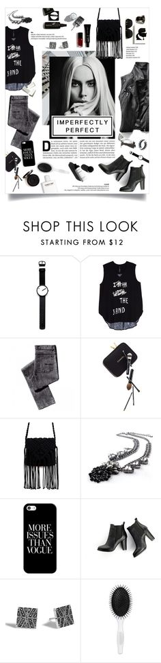"""""""imperfectly perfect."""" by linds-rae ❤ liked on Polyvore featuring Rosendahl, Melissa McCarthy Seven7, Guide London, Casetify, Garance Doré, SWEET MANGO, John Hardy, Sephora Collection and plus size clothing"""