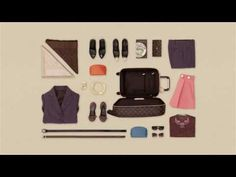 Louis Vuitton Presents the Art of Packing 2