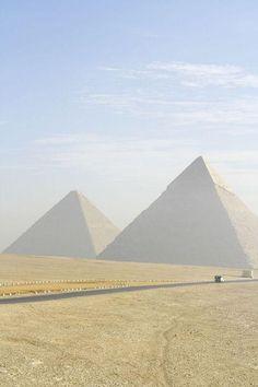Journey through the Egyptian pyramids.