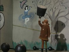 Pippi strongest girl in the world