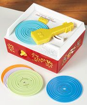 I had one of these from Fisher Price when I was a little girl...