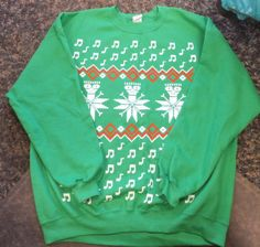 DESCENDENTS 2012 Christmas Sweater
