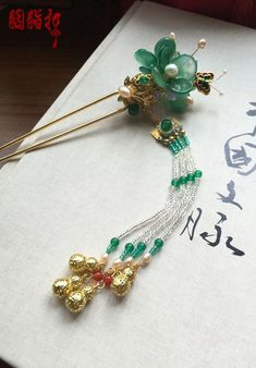 Chinese Hairpins: