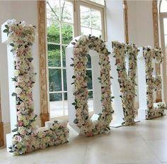 Wedding decor ideas LOVE # wedding decoration - All For Diy and Crafts Trendy Wedding, Diy Wedding, Dream Wedding, Wedding Reception, Wedding Ideas, Wedding Venues, Sydney Wedding, Table Wedding, Wedding Inspiration