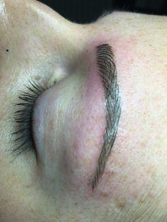 Pmu wenkbrauwen 3D techniek Hairstroke . Wilt u ook mooi natuurlijke wenkbrauwen en niet meer te hoeven tekenen? Dan is permanente make-up echt de uitkomst. Beautyvit Huidverbetering Dreef 10 4813eg Breda 0765223838 www.beautyvit.nl info@beautyvit.nl