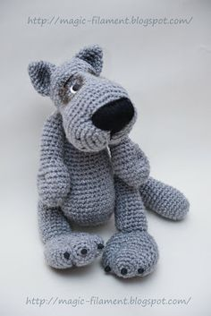 1000+ images about Crochet animals, mobiles, toys, house ...