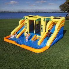 Inspirational Bounce House Water Slide Walmart