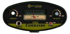 Amazon.com : Bounty Hunter Commando Metal Detector : Hobbyist Metal Detectors : Garden & Outdoor
