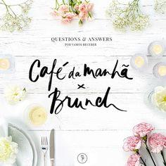 Você sabe a diferença entre Café da Manhã e Brunch? Entre as diferenças estão horário, tipo de bebida e comida servida - no brunch, champagne pode! Clique para descobrir mais!