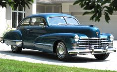 1947 Cadillac Sedan Coupe
