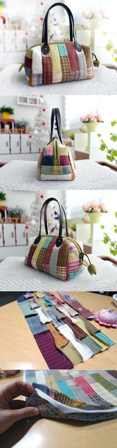 Patchwork Bag...♥ Deniz ♥