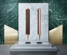 Bang & Olufsen's 90th Anniversary Collection Reimagines Classics in Rose Gold