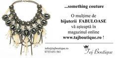 Visit us www.tajboutique.ro
