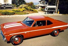 1969 Yenko Nova 427 Maintenance/restoration of old/vintage vehicles: the material for new cogs/casters/gears/pads could be cast polyamide which I (Cast polyamide) can produce. My contact: tatjana.alic@windowslive.com
