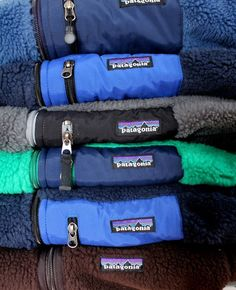 Patagonia all day long. I wouldn't touch a Northface with a thirty-nine-and-a-half foot pole