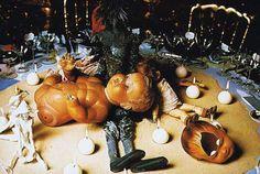 1972 Rothschild Illuminati Ball Tablescape