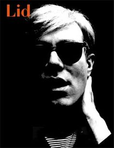 921c3bf94239 Andy Warhol by Gretchen Berg on the cover of Lid Magazine  11. Andy Warhol