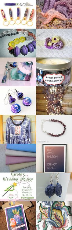 Purplish by Suzanne Edwards on Etsy--Pinned+with+TreasuryPin.com