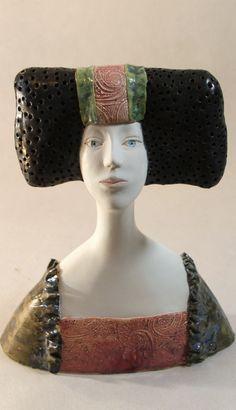 ImagoArtDesign by ImagoArtDesign Ceramic Painting, Ceramic Art, Contemporary Ceramics, Sculpture Clay, Tile Art, Art Object, Art Techniques, Pottery Art, Artisan