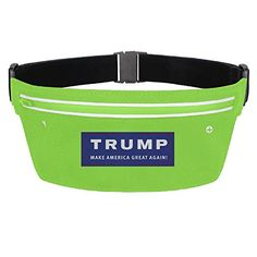 Texas Home American Flag Sport Waist Pack Fanny Pack Adjustable For Run