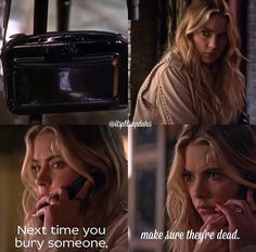 "#PLL 7x06 ""Wanted: Dead or Alive"" - Hanna"