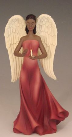 Black Angel (color dress) -- w/Candle JJS http://www.amazon.com/dp/B008L66D74/ref=cm_sw_r_pi_dp_WJDTtb04CC19ZY5D