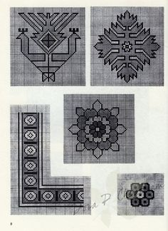 Gallery.ru / Фото #23 - Persian Rug Motifs for Needlepoint - Dora2012 page 08 (08 of 48)