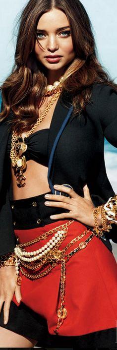 Miranda Kerr - Neo Gypsy style - smokin' hot (!)