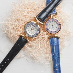 Murano Glass Watches from Venice