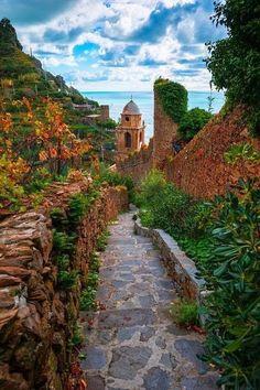 Путешествие по осенней Италии
