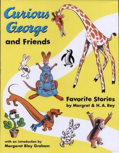 H a rey & margret rey [curious george 01] curious george and friends (v5 0)