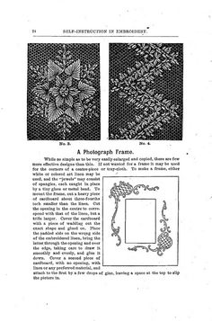 Self-Instruction in Embroidery pg 24 | Flickr - Photo Sharing!