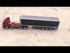 Bruder Volvo big Truck Toy