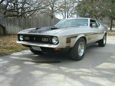 Debbie 1971 Mach 1 Gatesville dewayne76528