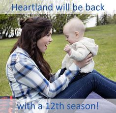 Georgie and Lyndy Heartland Georgie, Heartland Season 11, Heartland Actors, Watch Heartland, Heartland Quotes, Heartland Ranch, Heartland Tv Show, Ty Y Amy, Camping Tv Show