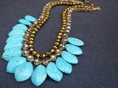 turquoise bridal jewelry