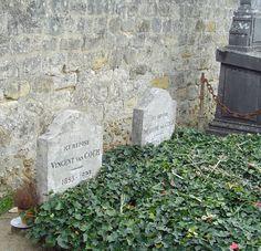 Grave of Vincent van Gogh - Vincent van Gogh - Wikipedia, la enciclopedia libre