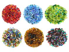 Czech Glass Beads 4lbs Asrt Shapes/Sizes/Cls: Red/Bl/Grn/Top/Stole My