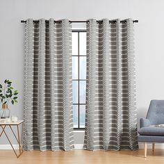 Cool Curtains, Modern Curtains, Window Curtains, Curtain Panels, Rustic Style, Rustic Charm, Urban Threads, Kids Outdoor Furniture, Panel Bed