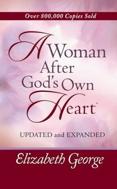 This book really helped me learn to realign my priorities in the way that God would want me to.  It made me realize what the Biblical role of a woman is versus the world's role.