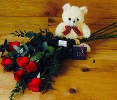 #sorteo #sanvalentin junto a floresfrescas.com
