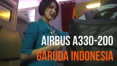 WING VIEW | AIRBUS A 330-200 GARUDA INDONESIA TAKEOFF FROM JAKARTA