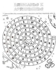 Atividades sistema solar